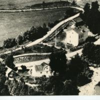 001 Vingrom skole  ca 1950