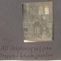 Alf Delfin og Eilif Restad